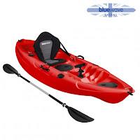 Blue Wave Crest Kayak Red