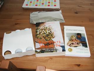 Free Sample & Prize Haul
