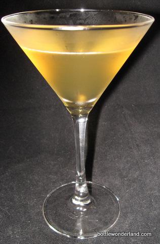 Scotch Stinger Drink