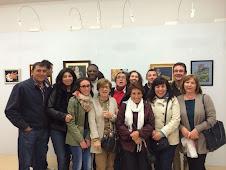 """EXPOSICIÓN DE PINTURA """"PINCELADAS DEL GRECO"""""""