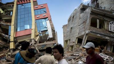Como a ciência mede um terremoto?