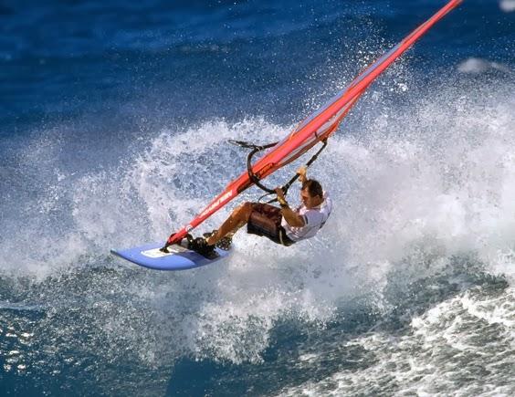 Windsurf en las Islas Galápagos