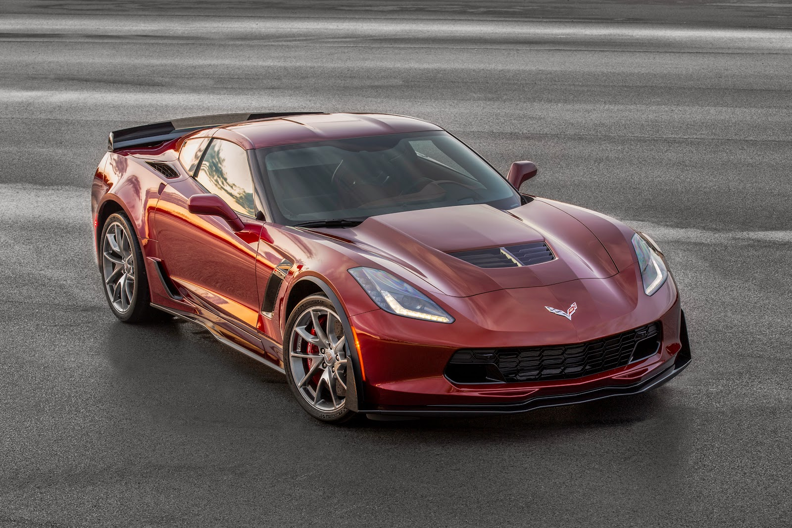 2016 Corvette Z06 Is The Most Capable Corvette Ever