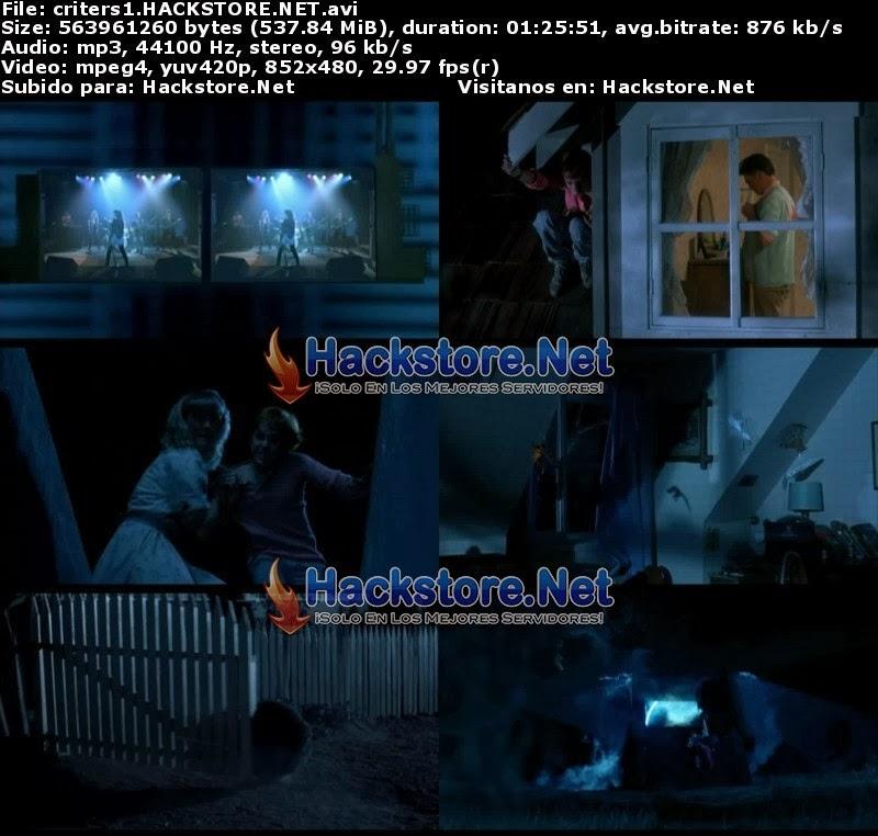 Captura Critters 1 (1986) DVDRip Latino