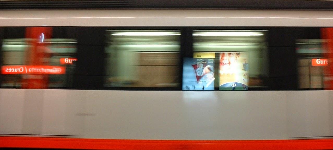 Barakaldo digital metro bilbao no ampliar horarios por for Horario oficina correos bilbao