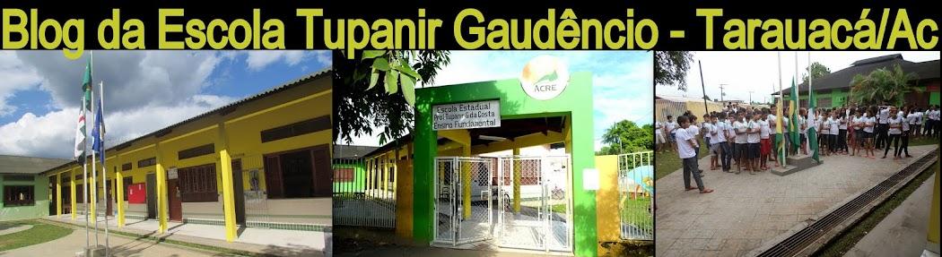 Blog da Escola Tupanir Gaudêncio