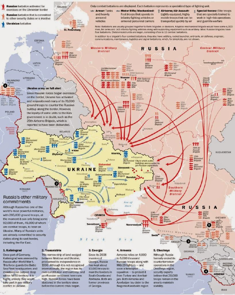 threat assessment in south east ukraine may 8