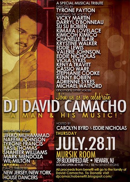 David Camacho* DJ Camacho·/ N.S.P. Coke - Seduce Me (95 Remixes)