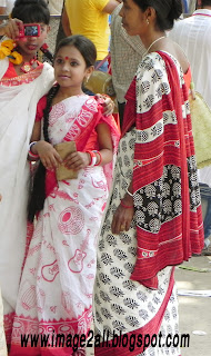 Pohela Boishakh dress
