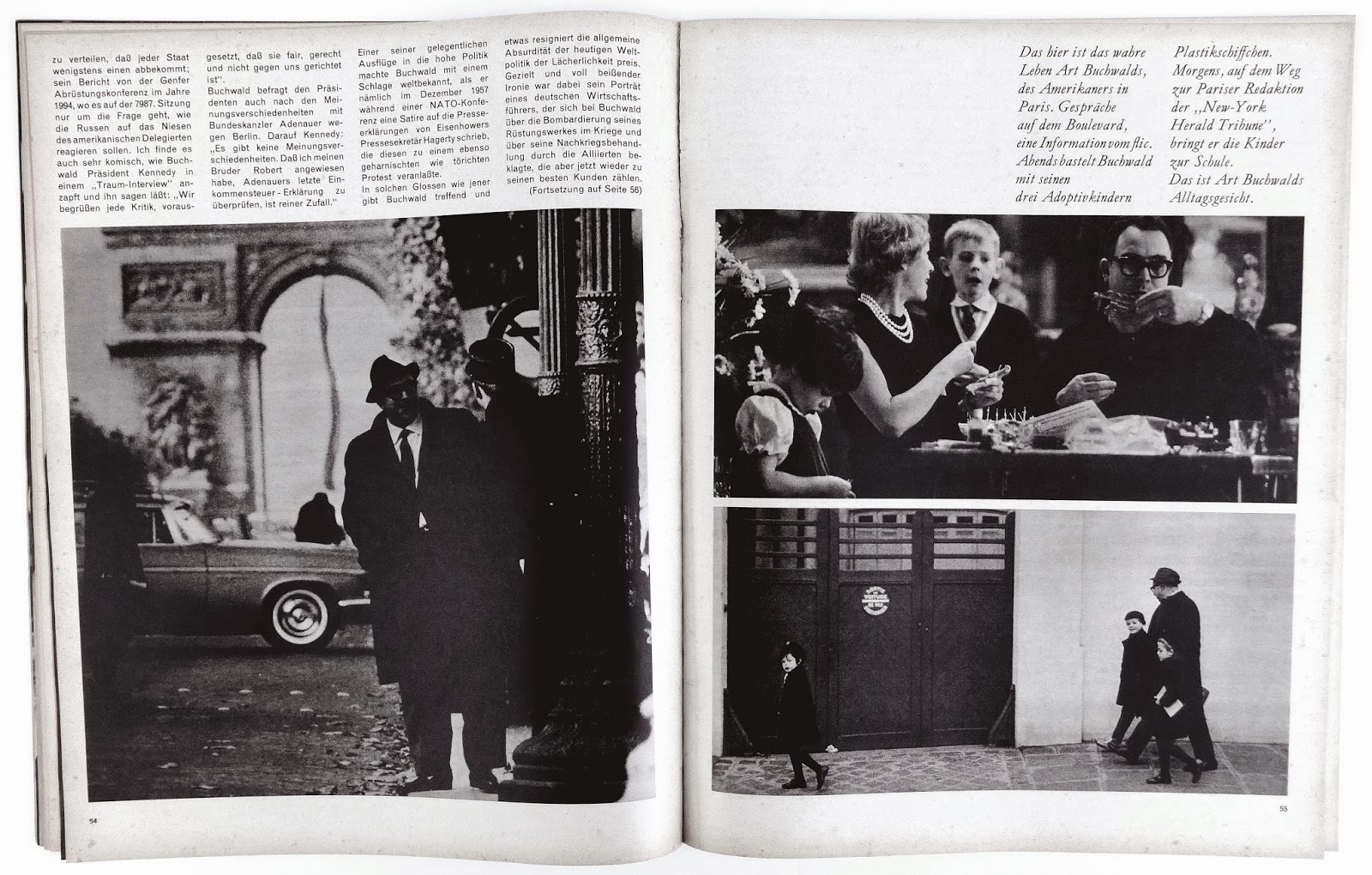 Past Print: twen issue 7 1962 / selected pages