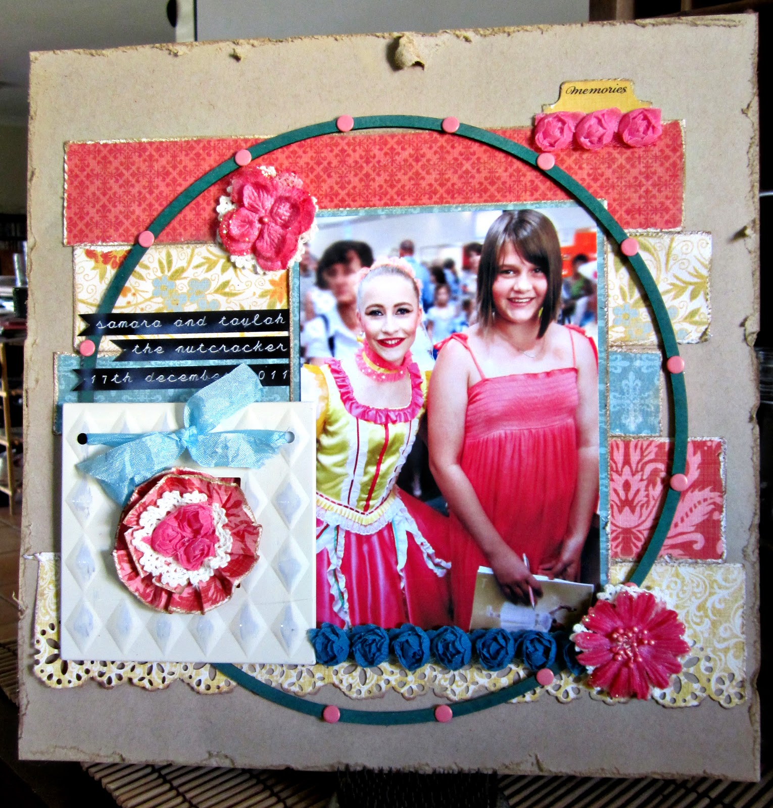 Scrapbook ideas many pictures - Scrapbook Ideas Magazine So Here Are My Layouts I Have To Say It Was Fun