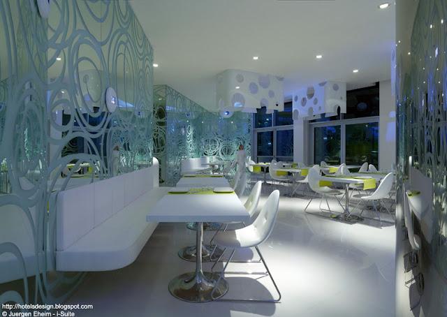 les plus beaux hotels design du monde h tel i suite by simone micheli architectural hero. Black Bedroom Furniture Sets. Home Design Ideas