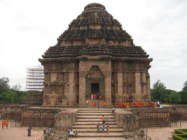 Sun Temple, Konark, Odisha