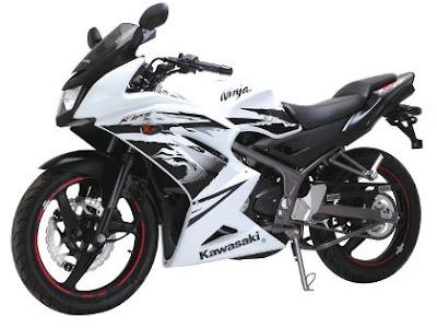 Kawasaki Ninja 150 RR Harga dan Spesifikasi Terbaru