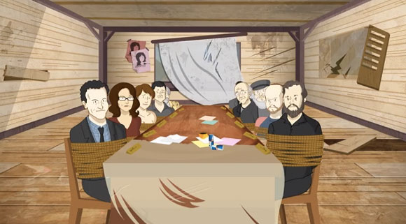 Writers Cabin Animated Comedy