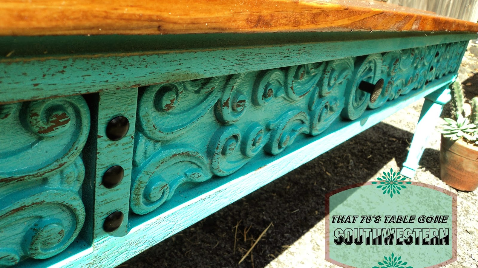 http://redoityourselfinspirations.blogspot.com/2014/09/using-pallets-70s-coffee-table-redo.html