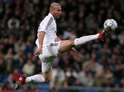 Zinedine Zidane - Real Madrid (3)