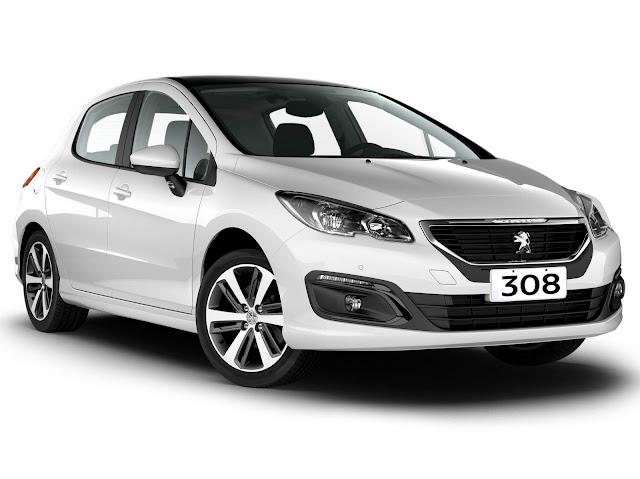 Novo Peugeot 308 2015