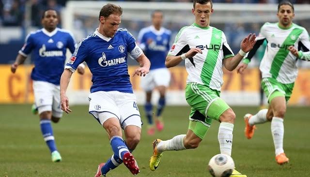 Wolfsburgo vs Schalke 04 en vivo