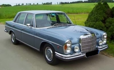 Your dream auto mercedes benz w108 w109 for Mercedes benz w108 for sale
