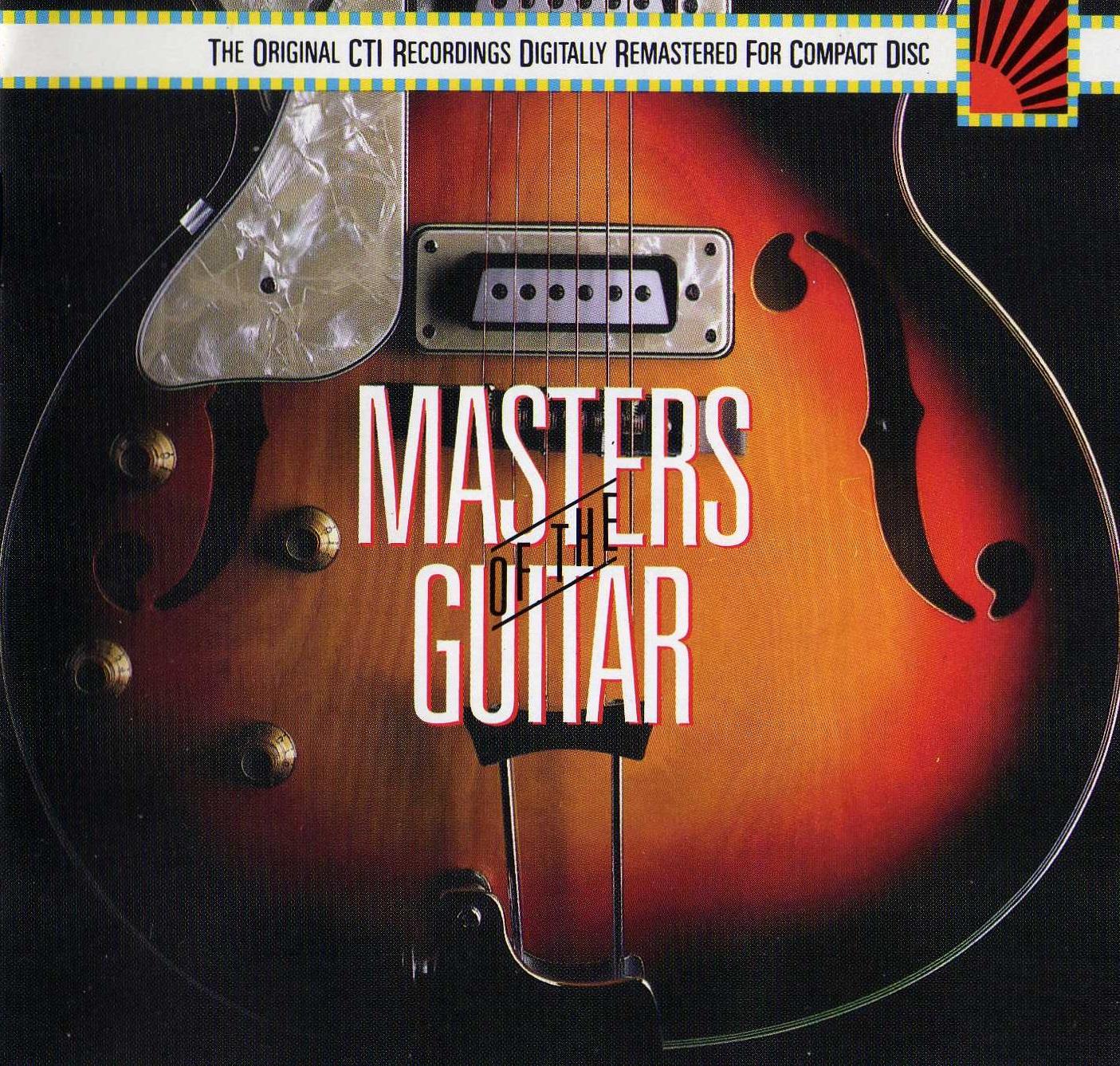 Jazz Rock Fusion Guitar: Various Artists - 1988 CTI ...