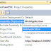 Deploy assembly to GlobalAssemblyCache or Web Application in SharePoint 2010