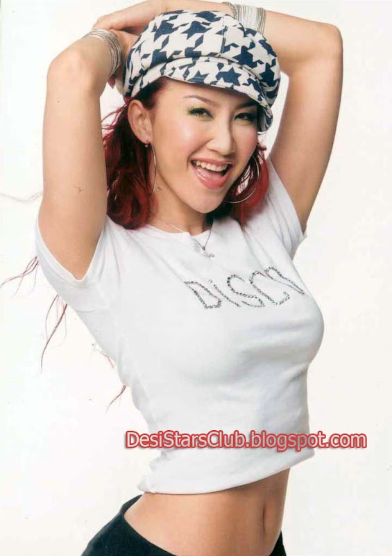 CoCo Lee Chinese Idol Star