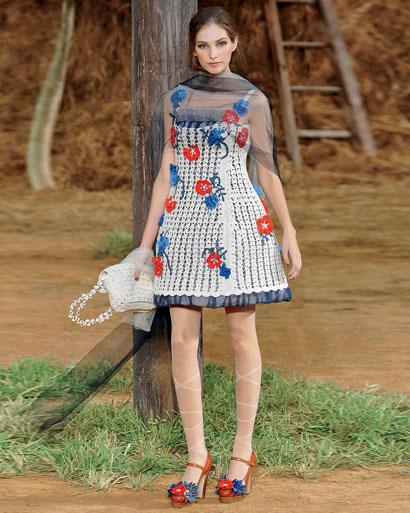 IfeCrochet: High Fashion Crochet, Dedicated to Srimoon!