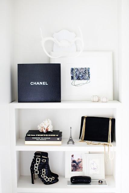 Decoração e organização do quarto