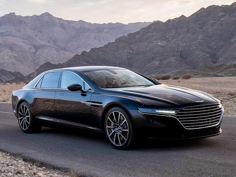 Aston Martin Lagonda 2015 revive el clásico