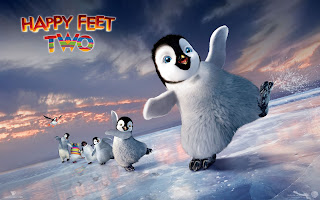 Happy Feet Two Poster HD Wallpaper