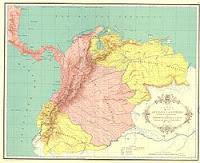 ubicacion geograficade colombia