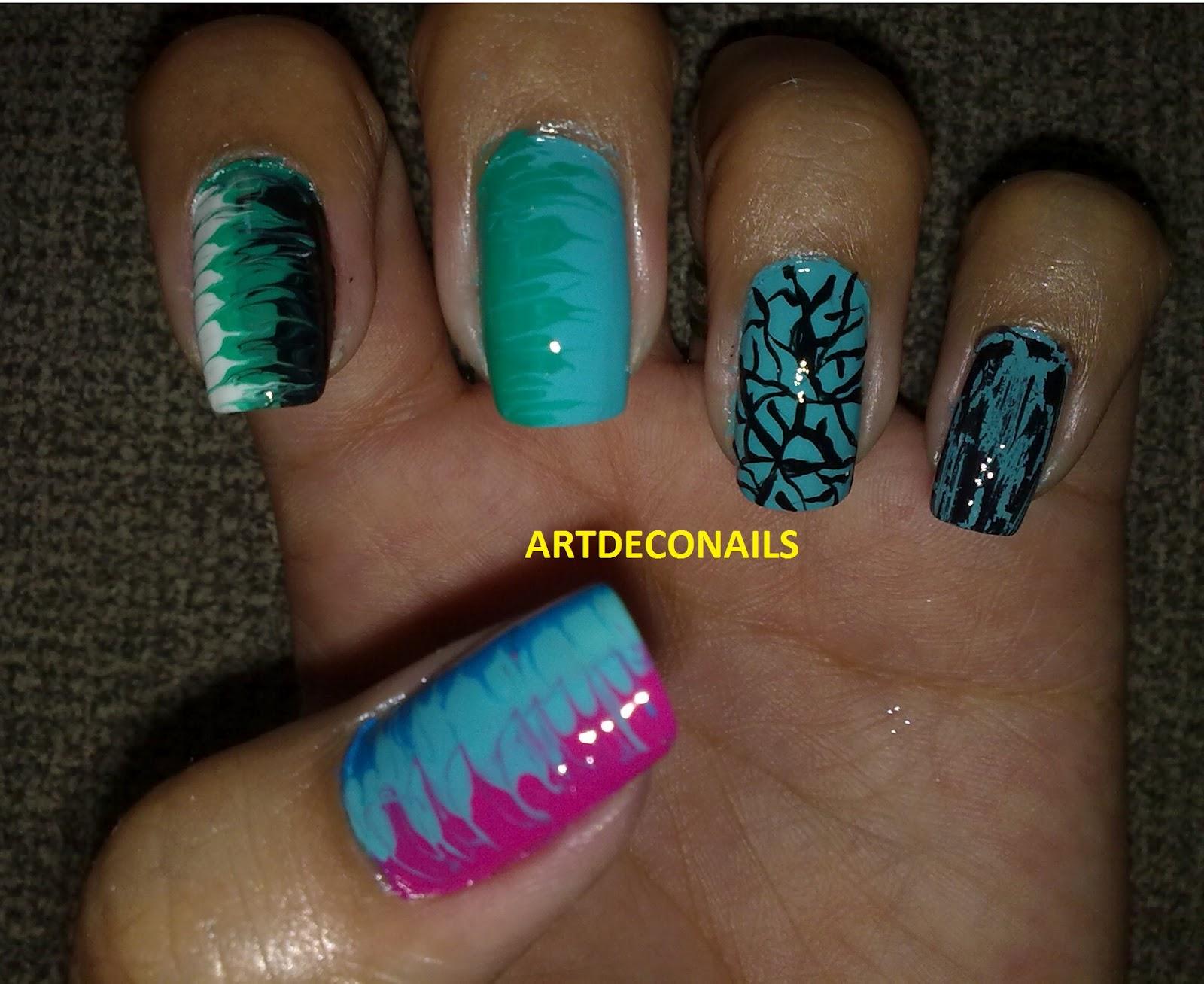 Related to Diseños de uñas con estampados de animales