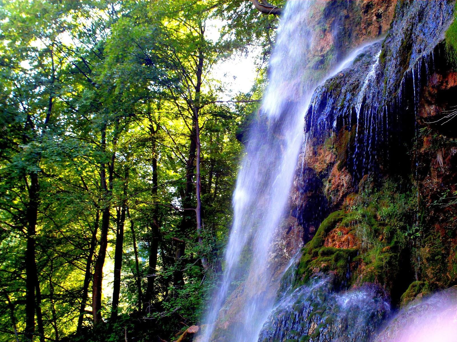 Ausflugstipss: Uracher Wasserfall