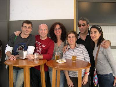 El grupo de amigos del ebe 2011