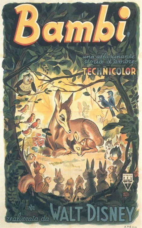 Farfalle eterne: Bambi (1942) - 93.5KB