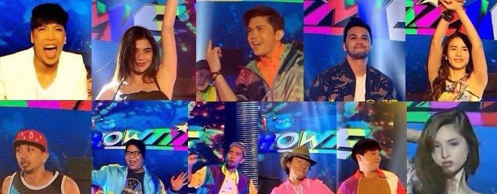 It's Showtime 5th anniversary