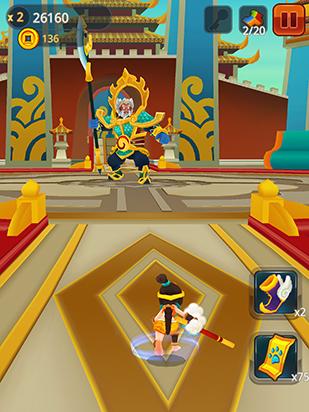 Game Monyet Monkey King Escape Apk Android Terbaru 2015