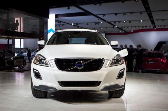 فولف XC60 2013 2013 Volvo XC60