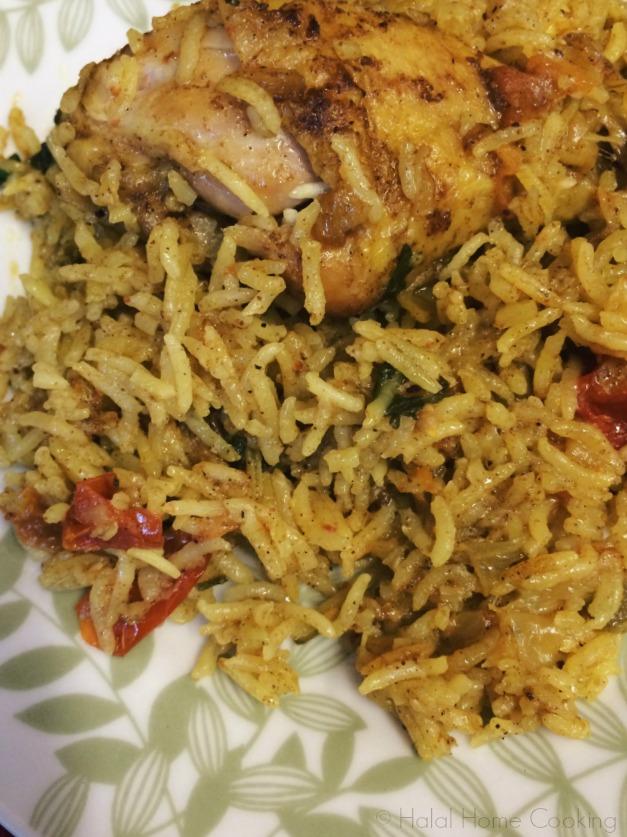bahraini chicken machbous recipe