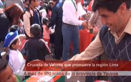 ALCALDE PROVINCIAL DE YAUYOS