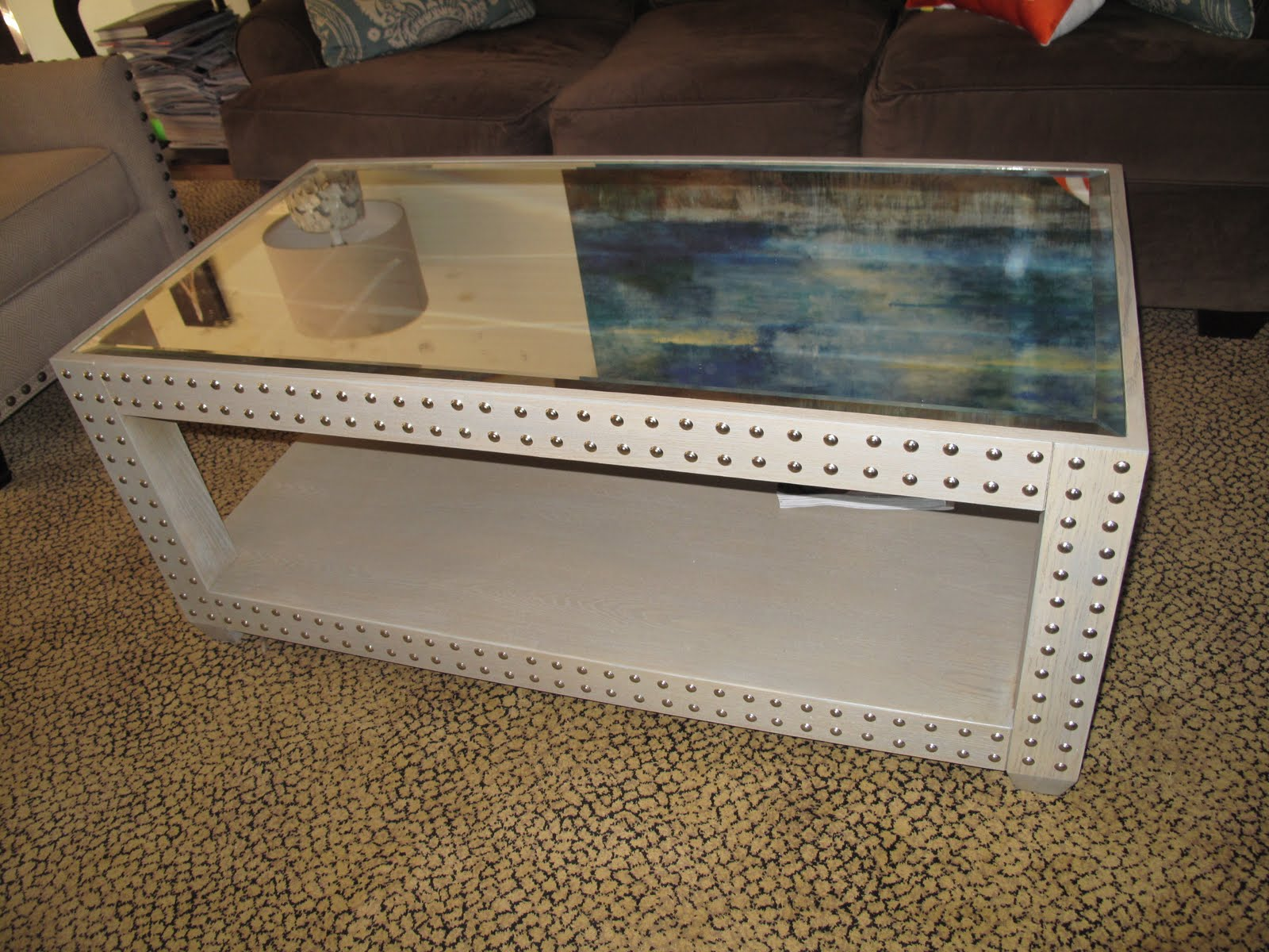 Haven and home coffee table for sale one time price for Cool html tables