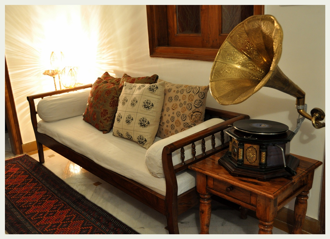 A home in new delhi an indian summer Home interior blogs