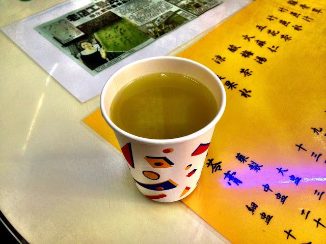 Sugar cane juice, Hong Kong