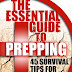 The Essential Guide To Prepping - Free Kindle Non-Fiction