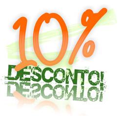 10% Desconto na 1ª Compra