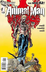 Buy Animal Man #1