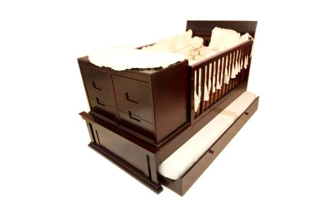 Ashanti kids camas cuna transformables camas cunas - Protectores para cama cuna ...