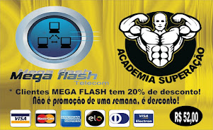 Parceria Mega Flash