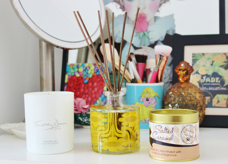 summery home fragrance ideas